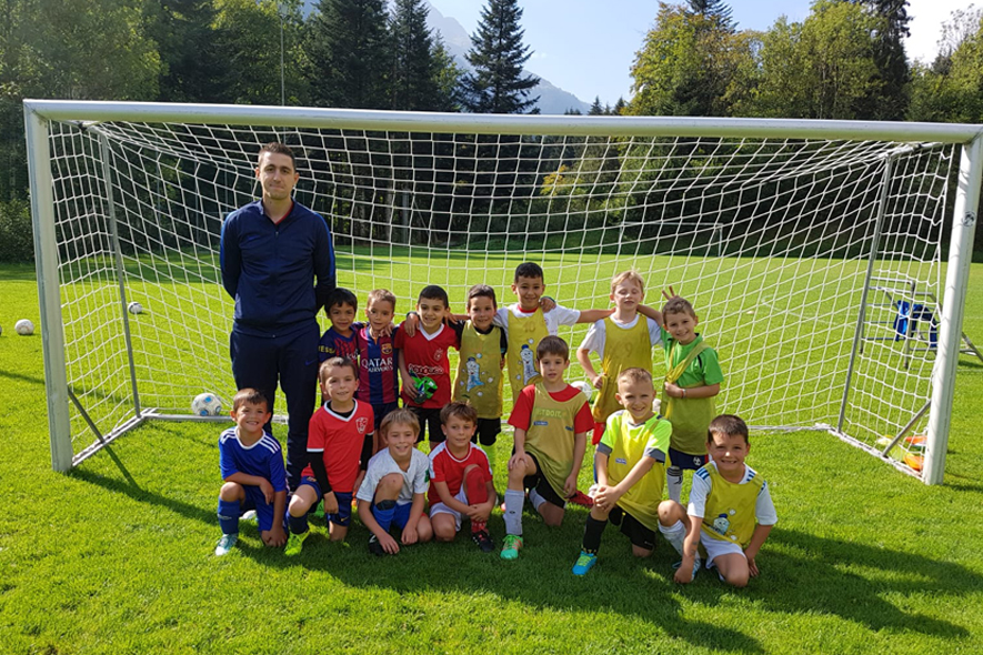 2019Ecole foot
